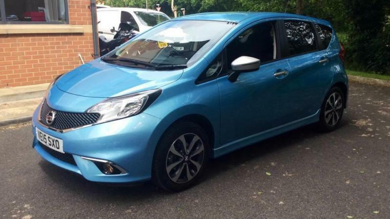 2017 nissan note n tec petrol in chorley lancashire gumtree. Black Bedroom Furniture Sets. Home Design Ideas