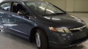 Honda Civic hybrid 2007 en très bonne condition 1.3l