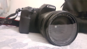 CAMERA DSLR - CANON EOS 60D MINT CONDITION 9.8/10