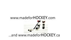 HOCKEY is for Sale | www.madeforHOCKEY.com & .ca web domains