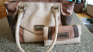 Authentic Guess Purse and Wallet