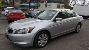 2009 Honda Accord EX-L Sedan  ***$8490 + HST****WOW