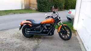 Kawasaki Vulcan 900 Custom SE ( Top Upgrades)