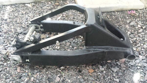 2008 hayabusa gsx1300r rear swing arm