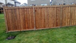 Save big on new fence or repairs!