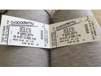 You Me At Six ticket!