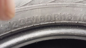 """2 18"""" tires for sale"""