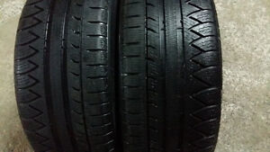 WINTER TIRES  215 / 55 /17