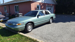 1997 Mercury Grand Marquis Berline