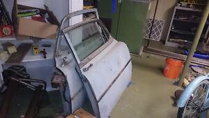 1953-54 Chevrolet belair doors