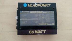 Selling Blaupunkt 60 watt amplifier bpa-415-a