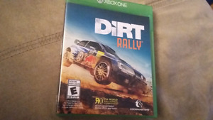 Dirt rally xbox one 30$