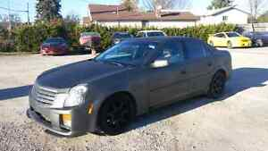 Caddy. CTS