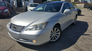 2007 Lexus ES 350 Ultra Premium Sedan - NAV/CAMERA/PANO ROOF!