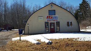 Commercial Building For Sale or Lease in Nipawin