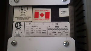 240V Control Panel & Timer for a Fan System