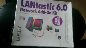 lantastic 6.0 netwoik add-on kit