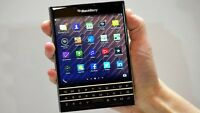 Blackberry Passport- excellent condition!