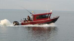 2010 Alumaweld Pacific Offshore 22'
