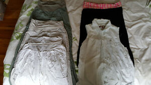 Summer maternity clothing lot Cambridge Kitchener Area image 1