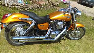 2002 Kawasaki Vulcan VN 1500 Mean Streak