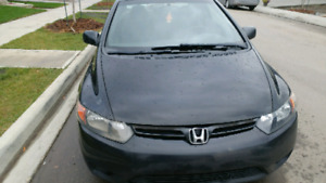 Honda civic DX 2006, 215 k