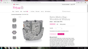 Retro Metro Thirty One bag