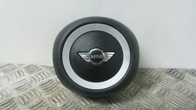 2010 MINI DRIVERS AIRBAG OFFSIDE O/S 2757663