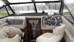 24 ft Starcraft Islander Boat  for sale