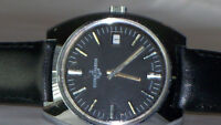 AUTHENTIC SWISS MADE NARDIN ULYSSES MEN'S AUTO WATCH