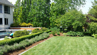 High End Landscaping for Luxury Homes