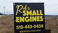 Rob's Small Engines