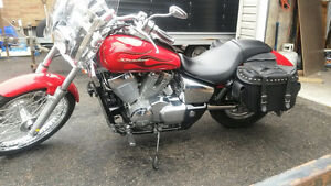 READY TO RIDE...2007 Honda Shadow Spirit..Low Seat Height
