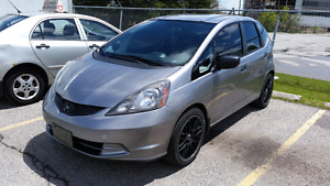 2009 honda fit safety and etest