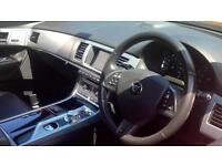 2015 Jaguar XF 2.2d R-Sport Black Automatic Diesel Saloon