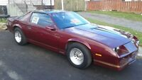 1984 Z28 WITH A 5 SPEED MANUAL ***NEVER SEEN SNOW***