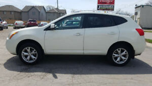 2009 Nissan Rogue SL SUV, Crossover, Certified, No Accident
