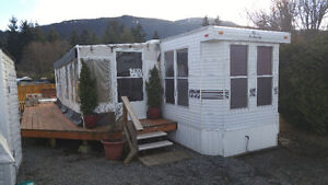 trailer park model breckenridge upgraded and excellent condition