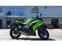 2013 Kawasaki ER6F 31,025 Miles 2 Owners Excellent Condition Great First Bike