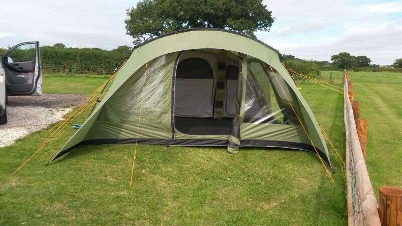 Vango 6 Man Tent In Fordingbridge Hampshire Gumtree