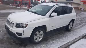 2014 Jeep Compass North Edition