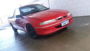 FS: 1996 Commodore VS V6 Ute - 5spd manual Henley Brook Swan Area Preview