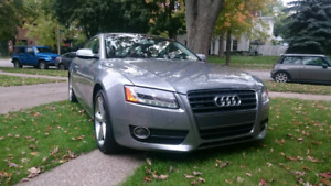 2011 Audi A5 2.0T Quattro AWD Premium Manual 100k Sold by Owner