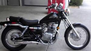 Wanted Honda Rebel or cm200-250