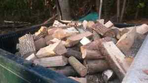 Firewood 140$ a facecord, delivered to your home