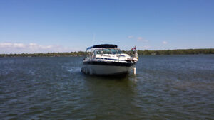 CHRIS CRAFT COMMANDER 336