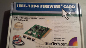 IEEE Fire Wire Card Prince George British Columbia image 1