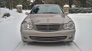 2007 Mercedes-Benz C-Class 3,0 L AVANTGARDE Berline