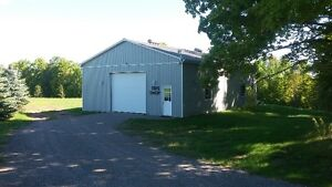 5 acres of land available for rent plus a huge workshop/storage Peterborough Peterborough Area image 1