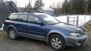 2005 Subaru Outback i Limited Wagon